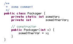 MonteCarlo Programmer Font